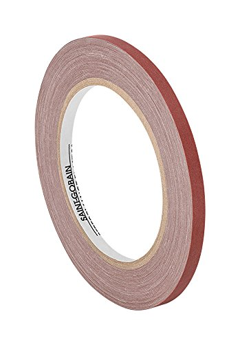 "TapeCase 0.625-18-RU Rose Rulon Film Tape, -100 to 500 degrees F Temperature Range, 18 yd Length, 0.625"" Width from TapeCase"