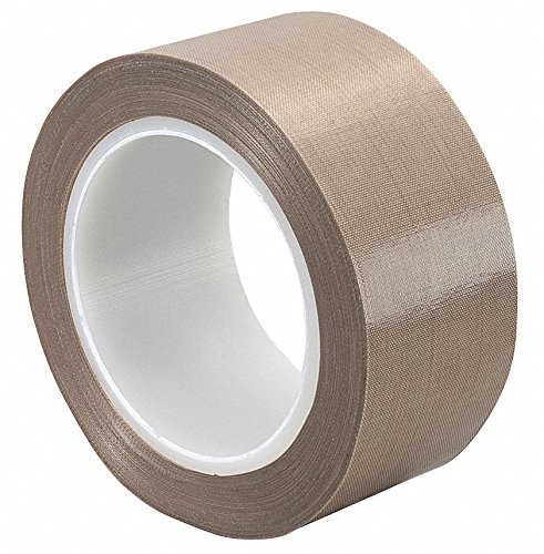 "TapeCase 1/4-36-134-5 134-5 Fiberglass PTFE Tape 1/4"" x 36yds (1 Roll) from TapeCase"