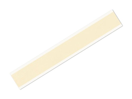 "TapeCase 2364 0.5"" x 10""-500 Performance Masking Tape Converted from 3M 2364, 0.5"" x 10"" Rectangles, Crepe Paper, Tan (Pack of 500) from 3M"