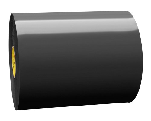"TapeCase 3M 4949 10"" x 36yd 4949 Black Double Sided Firm General Purpose Foam Tape, 45 mil (1.1mm) Thick, 10in x 36yd Roll from 3M"