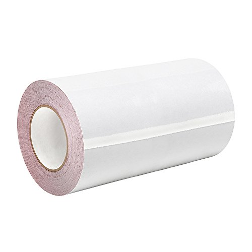 "TapeCase 3M 5558 8"" x 36yd 3M 5558 White Polyester/Paper/Acrylic Adhesive Ultra Thin Water Contact Indicator Tape, 0.006"" Thickness, 36 yd. Length, 8"" Width from 3M"
