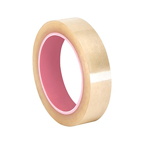 "TapeCase 40 1.125"" x 72yd Translucent Antistatic Utility Tape, 2.2"" Thick, 72"" Length, 1.13"" Width from 3M"