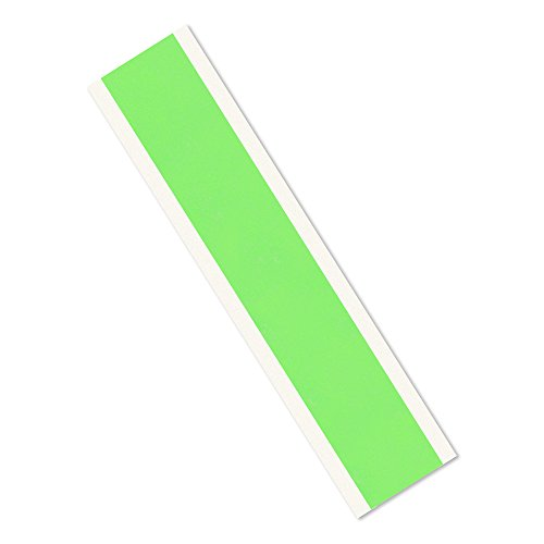 "TapeCase 401+ 1"" x 9""-250 High Performance Masking Tape-Converted from 3M 401+/233+, 1"" x 9"" Rectangles, Crepe Paper, Green (Pack of 250) from 3M"