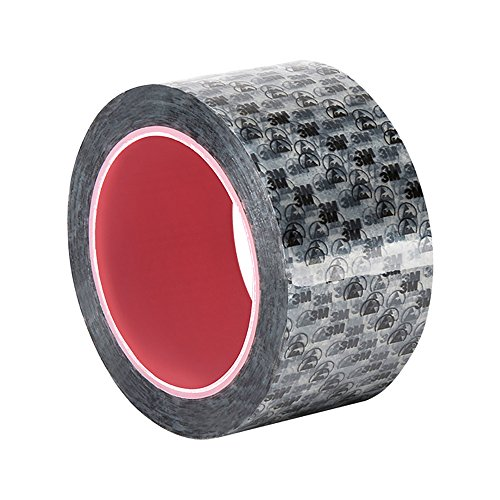 "TapeCase 40PR 1.875"" x 72yd Translucent Printed Antistatic Utility Tape, 2.2"" Thick, 72"" Length, 1.88"" Width from 3M"