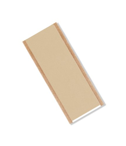 "TapeCase 4496W 1"" x 4""-100 3M Polyethylene Foam Tape, 62 mil (1.6 mm) Thick, 1 Inch x 4Inches Rectangles from 3M"