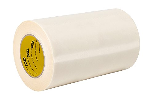 "TapeCase 5425 5.67"" x 36yd Translucent UHMW Polyethylene Tape, Converted from 3M, -30 to 225 degrees F Performance Temperature, 0.005"" Thick from TapeCase"