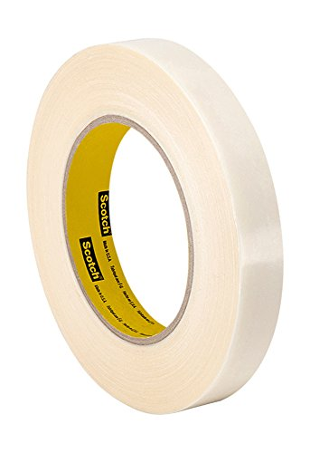 "TapeCase 5430 0.688"" x 36yd Transparent Squeak Reduction Tape, Converted from 3M, -30 to 225 degrees F Performance Temperature, 0.005"" Thick from 3M"