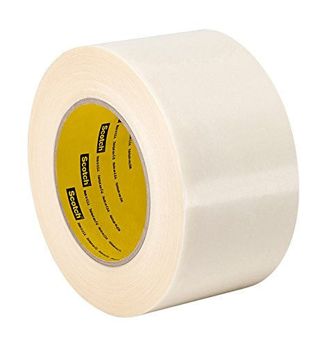 "TapeCase 5430 3.78"" x 36yd Transparent Squeak Reduction Tape, Converted from 3M, -30 to 225 degrees F Performance Temperature, 0.005"" Thick from 3M"