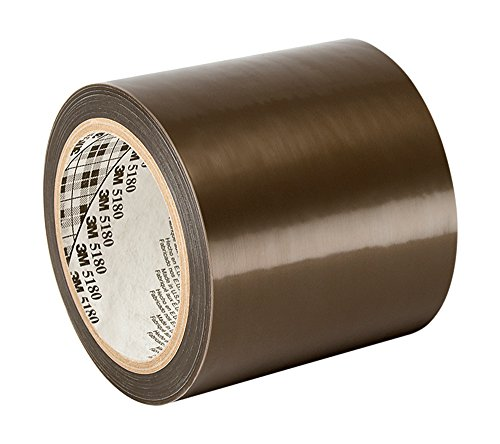 "TapeCase 5491 5.67"" x 36yd Grey PTFE Extruded Film Tape, Converted from 3M, -65 to 500 degrees F Performance Temperature, 0.0067"" Thick from 3M"