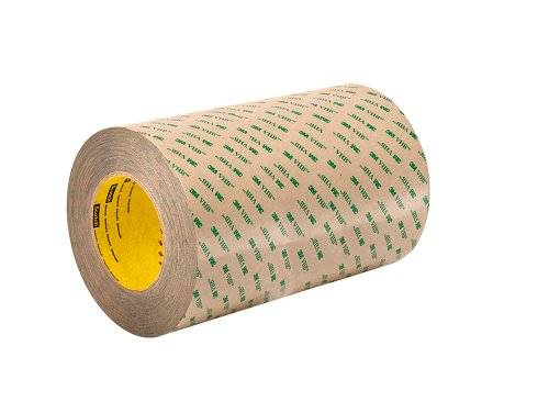 "TapeCase F9473PC 11"" x 60yd Adhesive Transfer Tape, Converted from 3M F9473PC, 11"" x 60 Yard Roll from 3M"