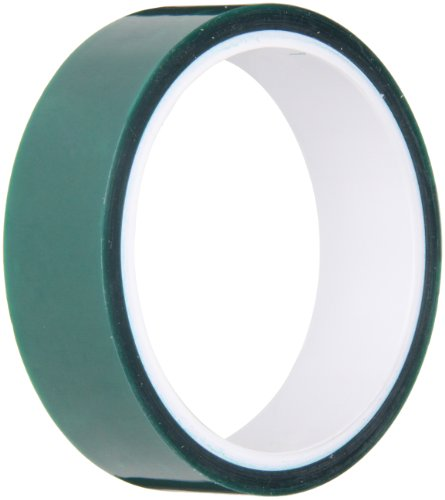 "TapeCase M06-18-1"" Green Polyester Tape 1"" x 18yds from TapeCase"