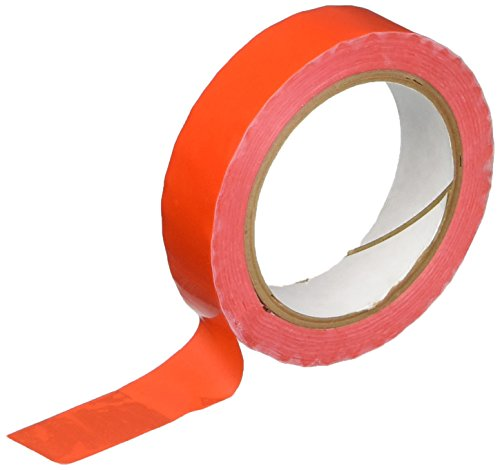 "TapeCase TC414-39"" X 72YD-RED Red UPVC/Rubber Adhesive Film Tape, 0.0023"" Thick, 72 yd. Length, 39"" Width, 1 Roll from TapeCase"
