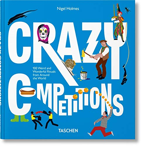 Crazy Competitions from Taschen