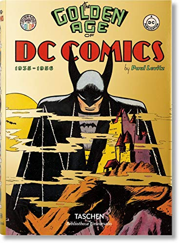 The Golden Age of DC Comics (Bibliotheca Universalis) from Taschen
