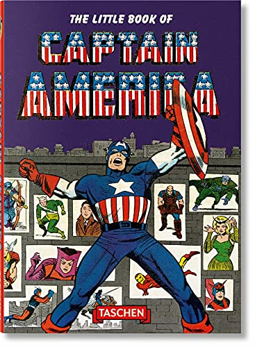 The Little Book of Captain America from Taschen GmbH