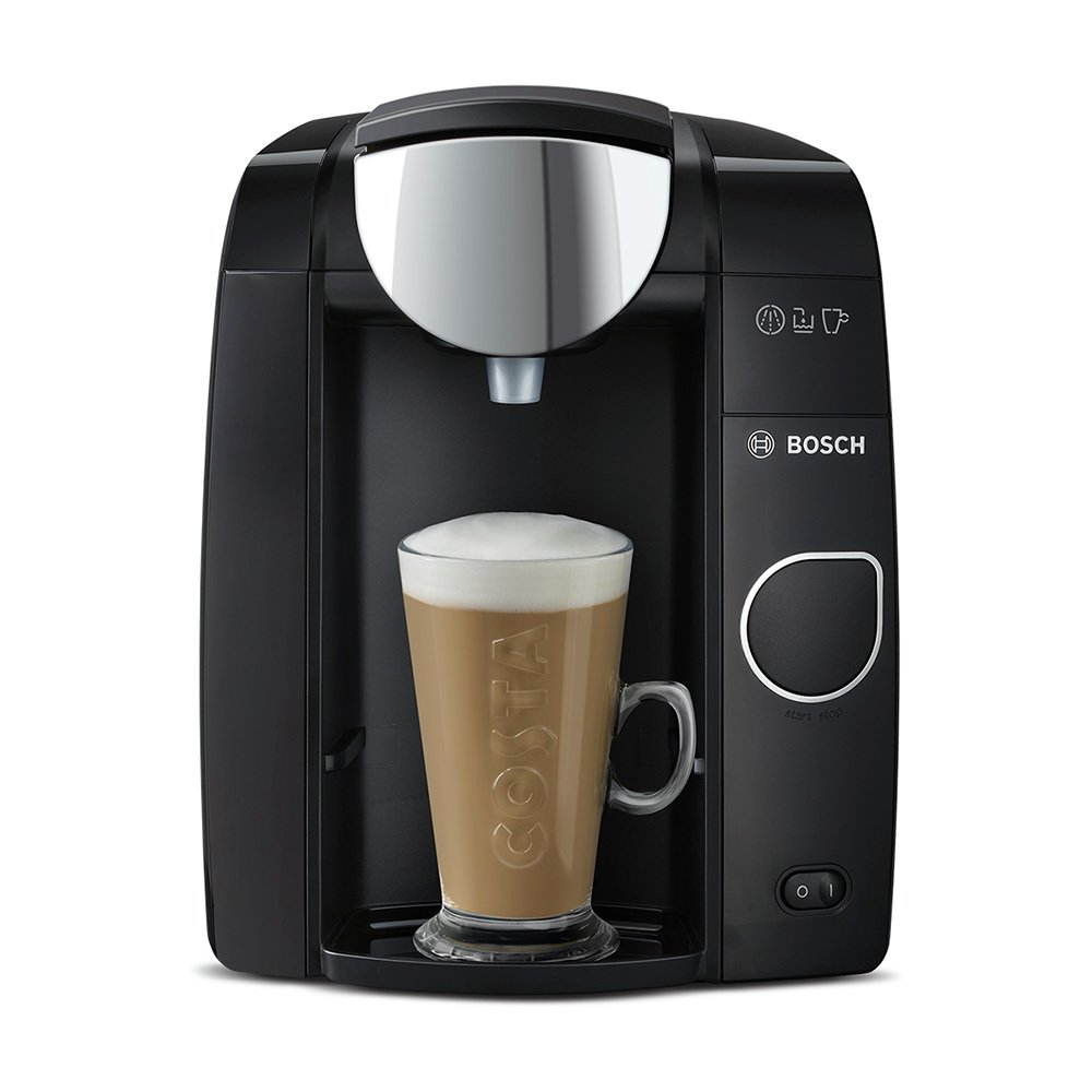 Tassimo by Bosch - T45 Joy - Coffee Machine - Black from Tassimo