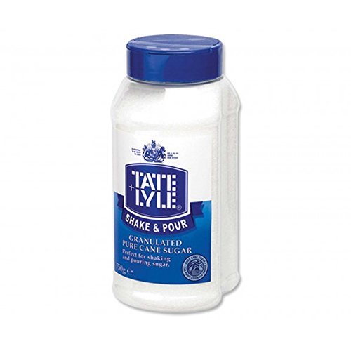 Tate & Lyle Shake n Pour Sugar 750g (Pack of 6) from Tate & Lyle's