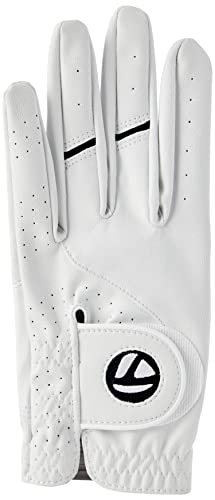 TaylorMade Men's Stratus Tech Golf Glove, White, Large from TaylorMade