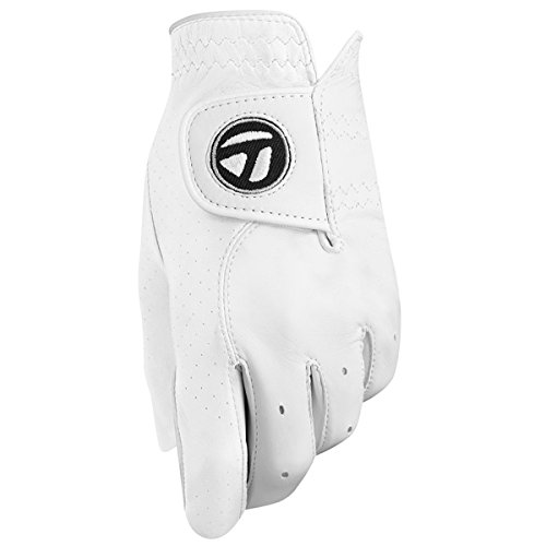 TaylorMade Men's Tour Preferred Golf Glove, White, X-Large from TaylorMade