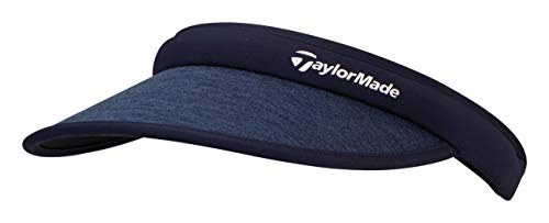 TaylorMade Women's Fashion Visor, Navy, One Size from TaylorMade
