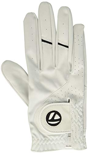 TaylorMade Men's Stratus Tech Golf Glove, White, Small from TaylorMade
