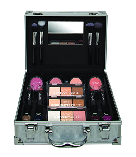 Technic Master Beauty Case with Cosmetics Make-up Sets from Technic