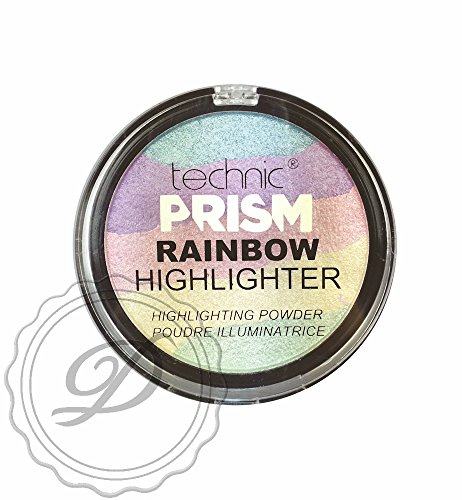 Technic Prism Rainbow Highlighting Powder, 6 g from Technic