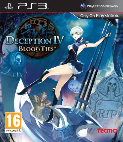 Deception IV : Blood Ties FR-Import [French Version] from Tecmo Koei