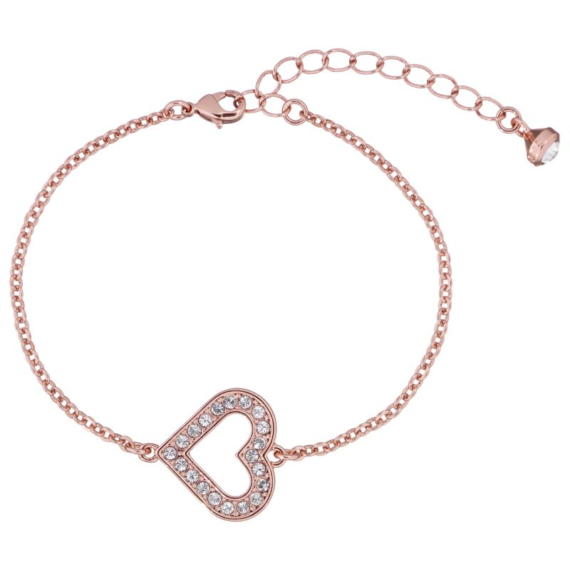 Ladies Ted Baker Edriana Enchanted Heart Bracelet from Ted Baker Jewellery