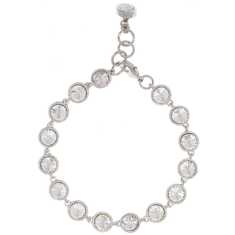 Ladies Ted Baker Silver Plated Rivoli Bracelet from Ted Baker Jewellery