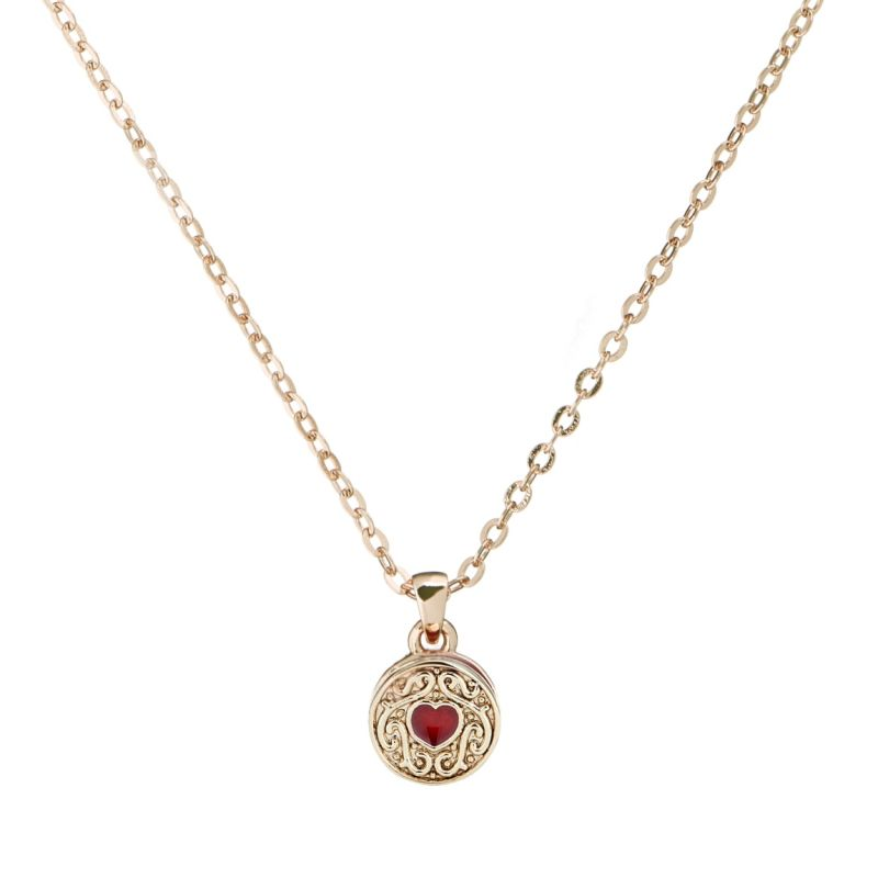 Ladies Ted Baker Baltia Biscuit Button Pendant from Ted Baker Jewellery