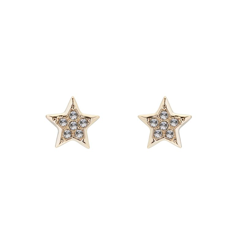 Ladies Ted Baker Safire Pavé Shooting Star Stud Earring from Ted Baker Jewellery
