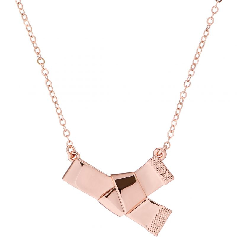 Ted Baker Kit Knot Bow Necklace from Ted Baker Jewellery