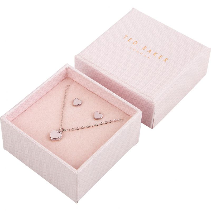 Ladies Ted Baker Amoria Sweetheart Gift Set from Ted Baker Jewellery