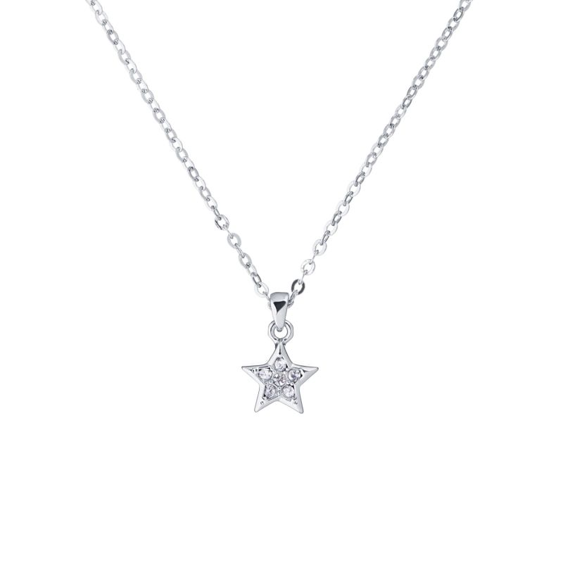 Ladies Ted Baker Saigi Pavé Shooting Star Pendant from Ted Baker Jewellery