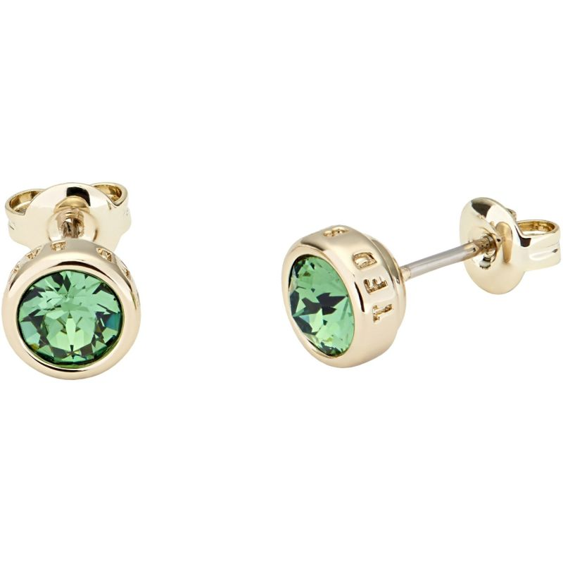 Ted Baker Sinaa Crystal Stud Earrings from Ted Baker Jewellery