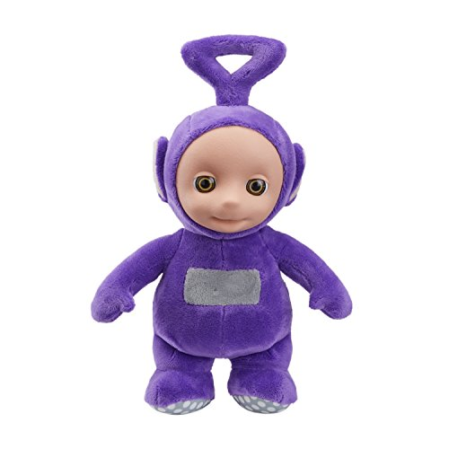 Teletubbies Talking Tinky Winky Soft Toy (Purple) from Teletubbies