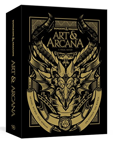 Dungeons and Dragons Art and Arcana: Special Edition, Boxed Book and Ephemera Set: A Visual History from Ten Speed Press