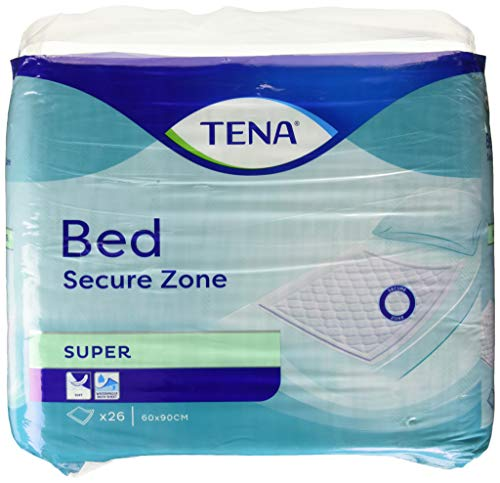 TENA Bed 60 x 90 cm (2350ml) – Pack of 30 from TENA