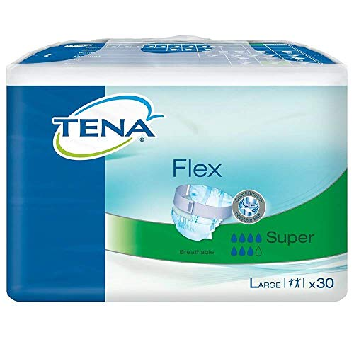 Tena Flex Super Large - Pack of 30 from Tena