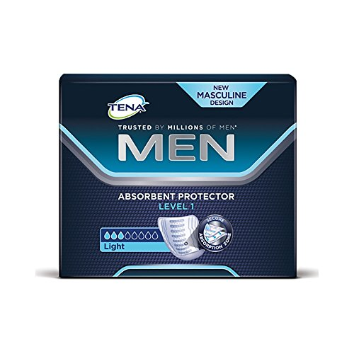 THREE PACKS of Tena For Men Level 1 by Tena from Tena
