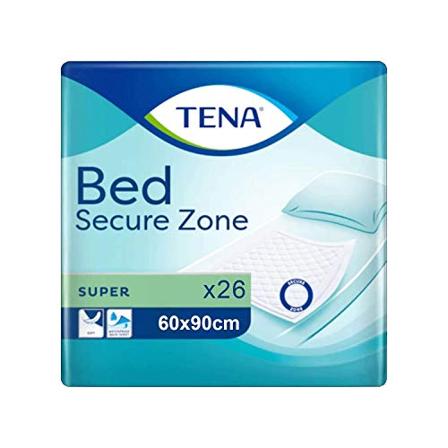 Tena 60 x 90cm Super Bed - Pack of 30 from TENA