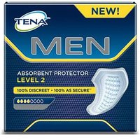 Tena Men Level 2 Pads 7mm x 10 from Tena