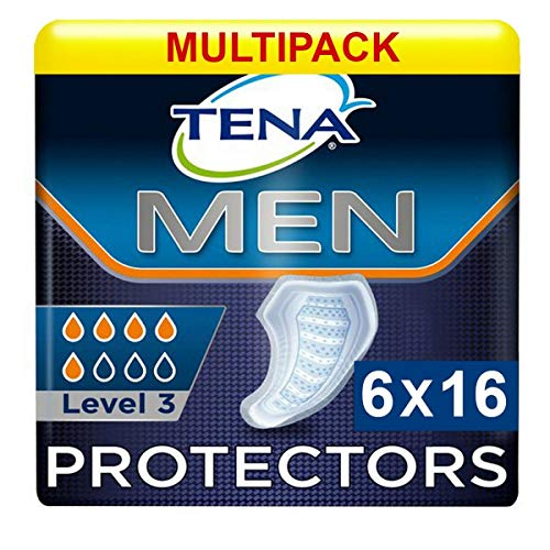 Tena Men Level 3 Pads (6 Packs of 16) from TENA