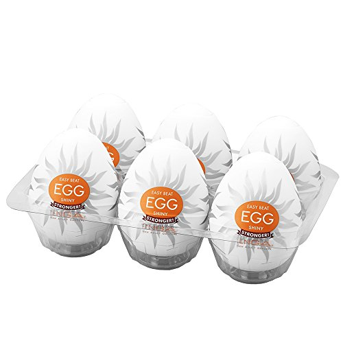 Tenga Egg Shiny - Pack of 6 from TENGA
