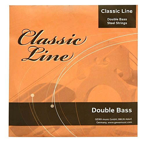 PURE GEWA F644238 Single String E for Double Bass Classic Line 3/4 Medium Tension from PURE GEWA