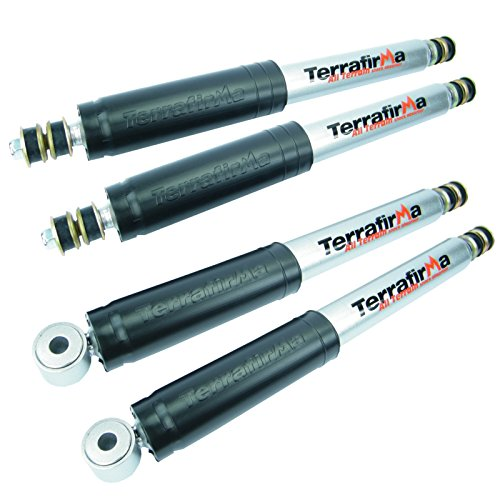 Shock Absorber Set Front Rear TERRAFIRMA ALL TERRAIN TF116/7 from Terrafirma