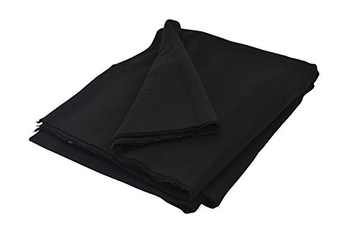 Theatre Stage Blackout Cloth 16 x 3m, Fire Retardant from Terralec