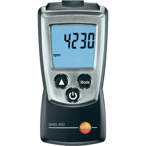 testo 460 - Compact Optical RPM meter from Testo