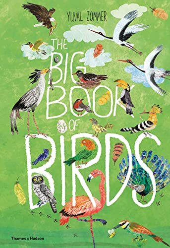 The Big Book of Birds: 0 from Thames & Hudson